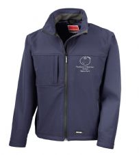 OUH PCC SOFT SHELL JACKET - MENS